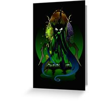 Chrysalis Means Business Greeting Card