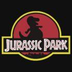 Barney X Jurassic Park by MatthewQ