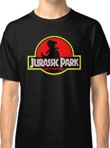Barney X Jurassic Park Classic T-Shirt