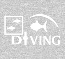 DIVING One Piece - Long Sleeve