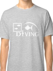 DIVING Classic T-Shirt
