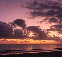 Pre-eclipse Dawn III - Port Douglas by Richard Heath