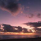 Pre-eclipse Dawn II - Port Douglas by Richard Heath