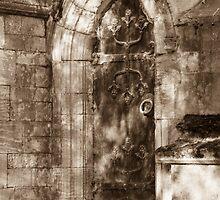 Church Door by John Dunbar