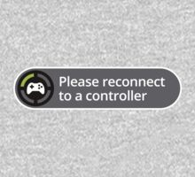 Please reconnect to controller Baby Tee