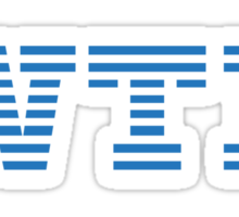 WTF - IBM Parody Sticker