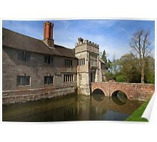 Moated House Poster