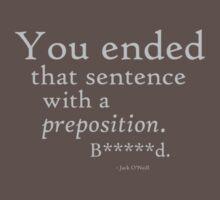 Preposition Grey by CaelisMiran
