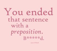 Preposition Pink (clean) by CaelisMiran