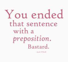 Preposition Pink by CaelisMiran