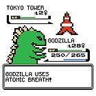 Godzilla I Choose You!! by RetroReview