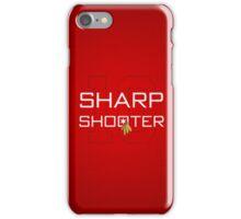 Sharp Shooter iPhone Case/Skin