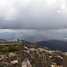 Mt Wellington - Hobart by pennyswork