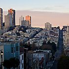 San Francisco Dawn by John Butler