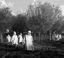 Korean War Memorial by debidabble