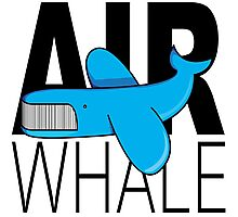 Air Whale Photographic Print