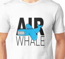Air Whale Unisex T-Shirt