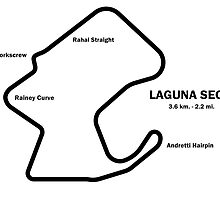 Shrine Series: Laguna Seca by RennSportInc