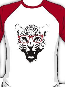 Nerdy Leopard T-Shirt