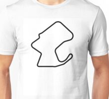 Shrine Series: Laguna Seca Unisex T-Shirt