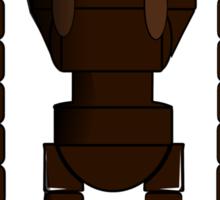 A guardian of laputa Sticker
