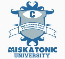 Miskatonic University by RetroReview