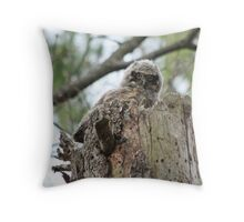 Have you seen my momma? Throw Pillow