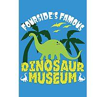 Dinosaur Museum Photographic Print