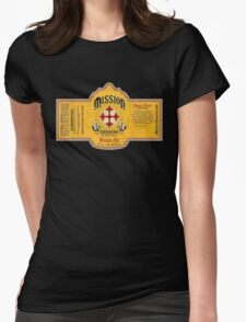 beer 1 Womens Fitted T-Shirt