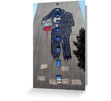 PaintMan: When StreetArt is Art Greeting Card