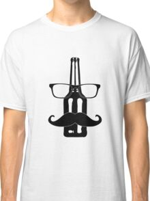Nerdy Beerbottle Classic T-Shirt