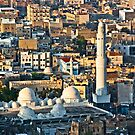 Middle Eastern Town by Charuhas  Images