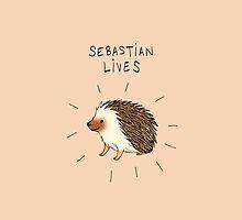 Sebastian lives! by Raura