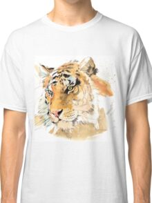 Tiger. The largest feline in the world. Classic T-Shirt