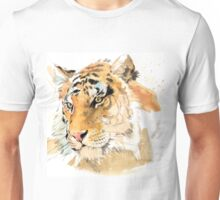 Tiger. The largest feline in the world. Unisex T-Shirt
