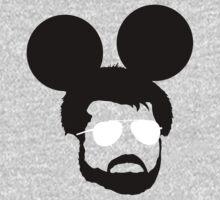 George Mouse (Black) by Frax Van Norton