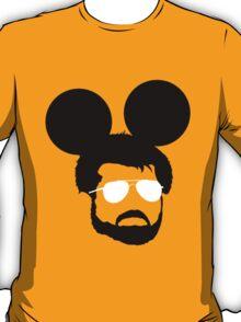 George Mouse (Black) T-Shirt