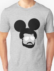 George Mouse (Black) T-Shirt