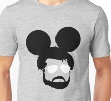 George Mouse (Black) Unisex T-Shirt