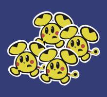 Pikachu Chu Rocket by thorbahn3