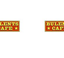 Bulents Cafe Mugs, T-Shirts and more! From Count Arthur Strong by CookieDude