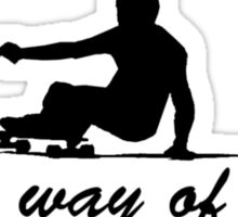 its a way of life... Sticker