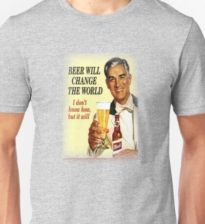 beer 6 Unisex T-Shirt