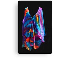 ♪ A Coat of Many Colors ♪ Canvas Print