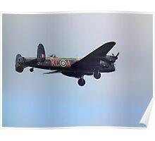 Avro Lancaster(PA474) Poster