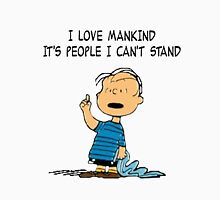 Linus Mankind Quote T-Shirt