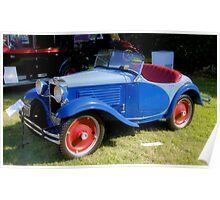 1931 American Austin Roadster Poster