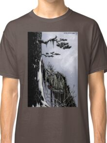 The Snow Painter - Earth Beasts Awaken creature art apparel Classic T-Shirt