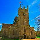 St Mary`s Church Sturminster Newton by delros