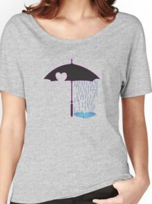 Emo Umbrella Women's Relaxed Fit T-Shirt